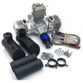 DLE 130cc Twin Gas Engine