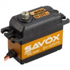 Savox 1270TG - 35KG torque HV