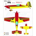 Krill - Extra 330SC - 31% - PPS scheme Red / Yellow / Black