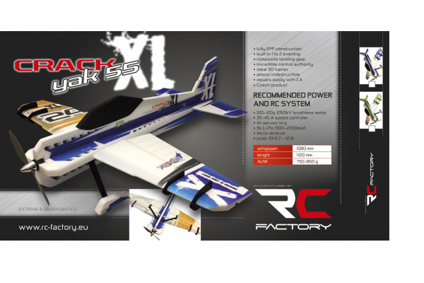 RC Factory Stock has arrived - Feb 2021
