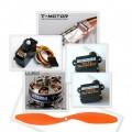 RC Factory - Equipment set Indoor 3D - E25