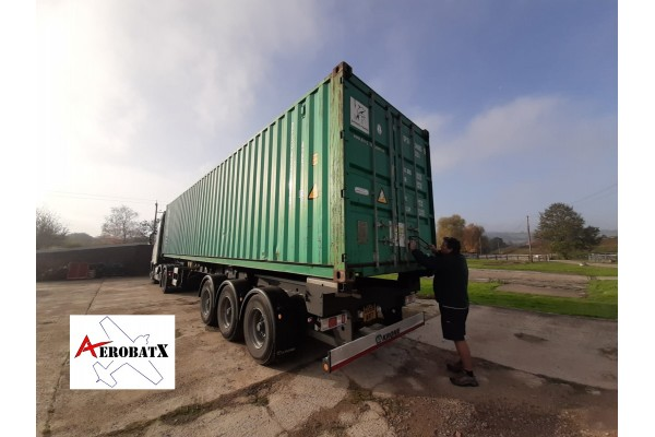 Flex Innovations Container is here!