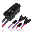 Powerbox - Sensor switch - 6320 -with MPX in and JR out plugs - 5.9V