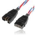 """Powerbox -   160cm Cable set Premium """"one4two"""" Order No.: 1130"""